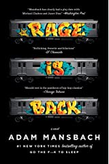 Rage Is Back: A Novel Kindle Edition