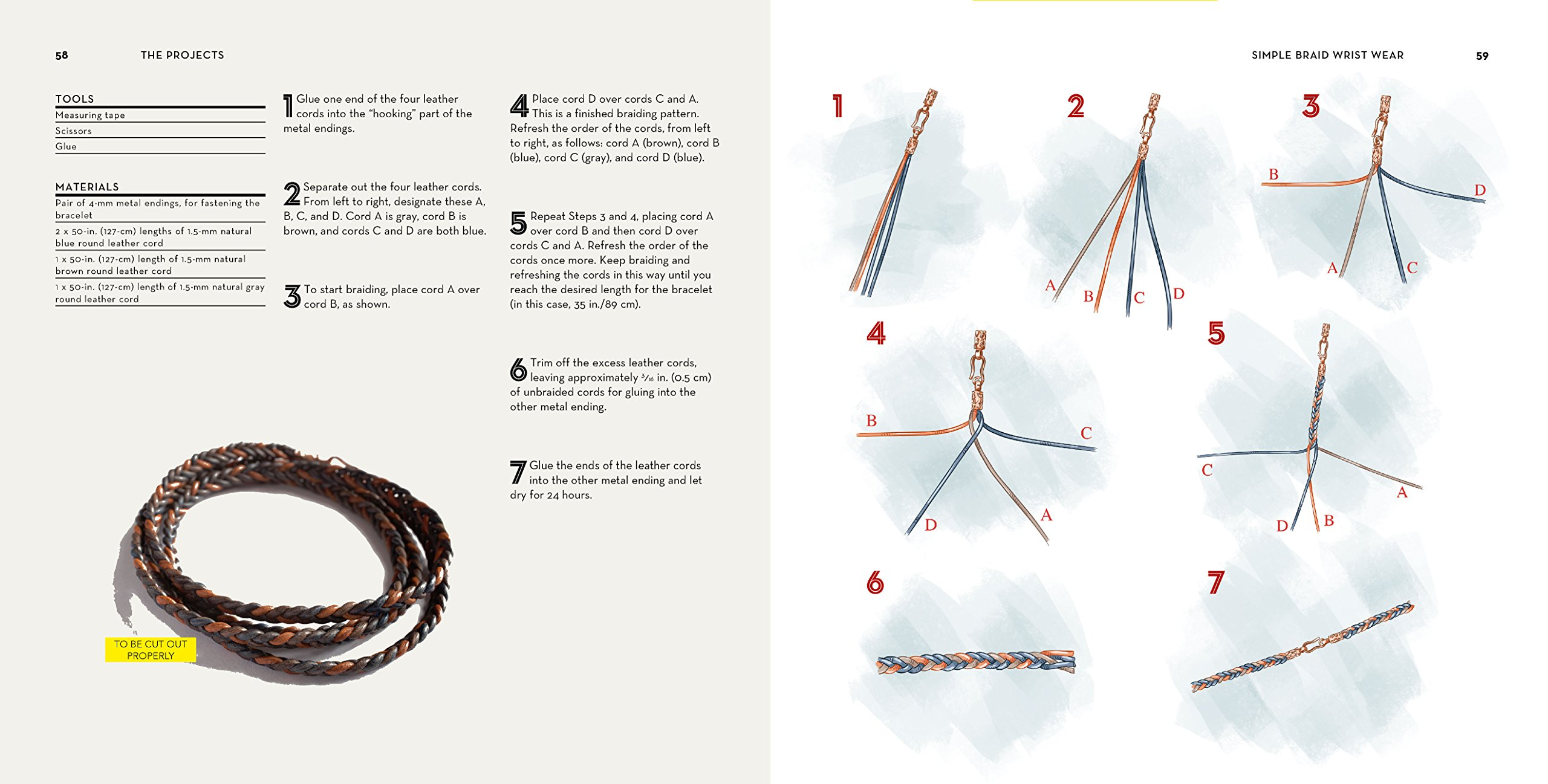 The Art Of Leather Braiding Beginners Guide To Making Jewelry