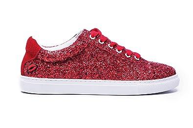 Vue Jeu Sneakers Simone Glitter Faire Du Shopping PVrJp8