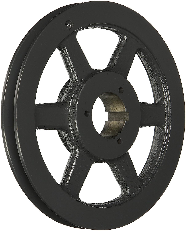 Cast Iron Browning 1TB90 Split Taper Sheave A or B Belt 1 Groove Uses P1 Bushing Regal 1002500