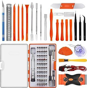 Screwdriver Set Repair Tool 20 Pcs Precision Tablet PC MacBook Phone