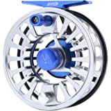 M MAXIMUMCATCH Maxcatch Fly Fishing Reel with CNC-machined Aluminum Body Avid Series Best Value - 1/3, 3/4, 5/6, 7/8, 9…