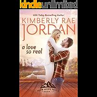 A Love So Real: A Christian Romance (New