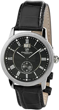 Design 507sblbl Quartz London Homme Montre Christina ZNnwPXkO80