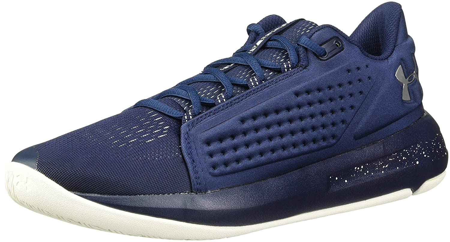 2cff4f57cd Under Armour Men's Torch Low Basketball Shoe Midnight Navy (401 ...