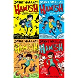 Danny wallace hamish collection 4 books set