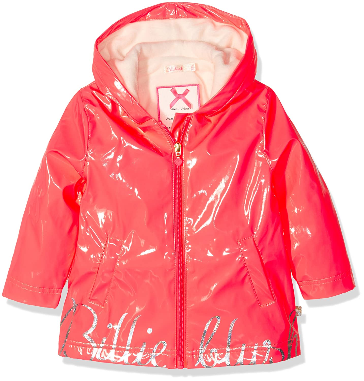 Billieblush Mädchen Regenmantel U16127 Rain Coat