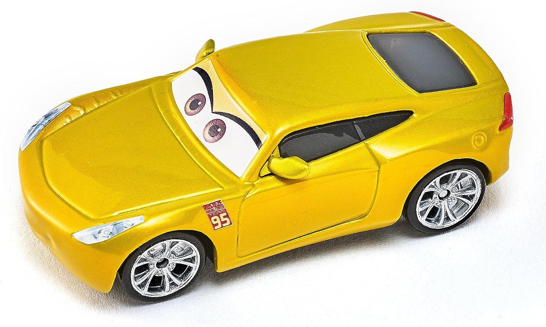 Amazon Com Disney Pixar Cars Die Cast Cruz Ramirez Double
