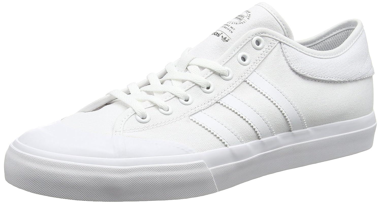 adidas Unisex-Erwachsene Matchcourt Skateboardschuhe  48 2/3 EU|Wei? (Footwear White/Footwear White/Footwear White)