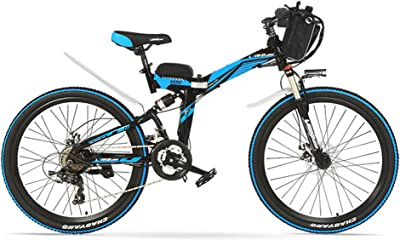 Lankeleisi K660 26″ Folding Electric Mountain Bike