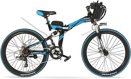 LANG TU 26 Folding Electric Mountain Bike