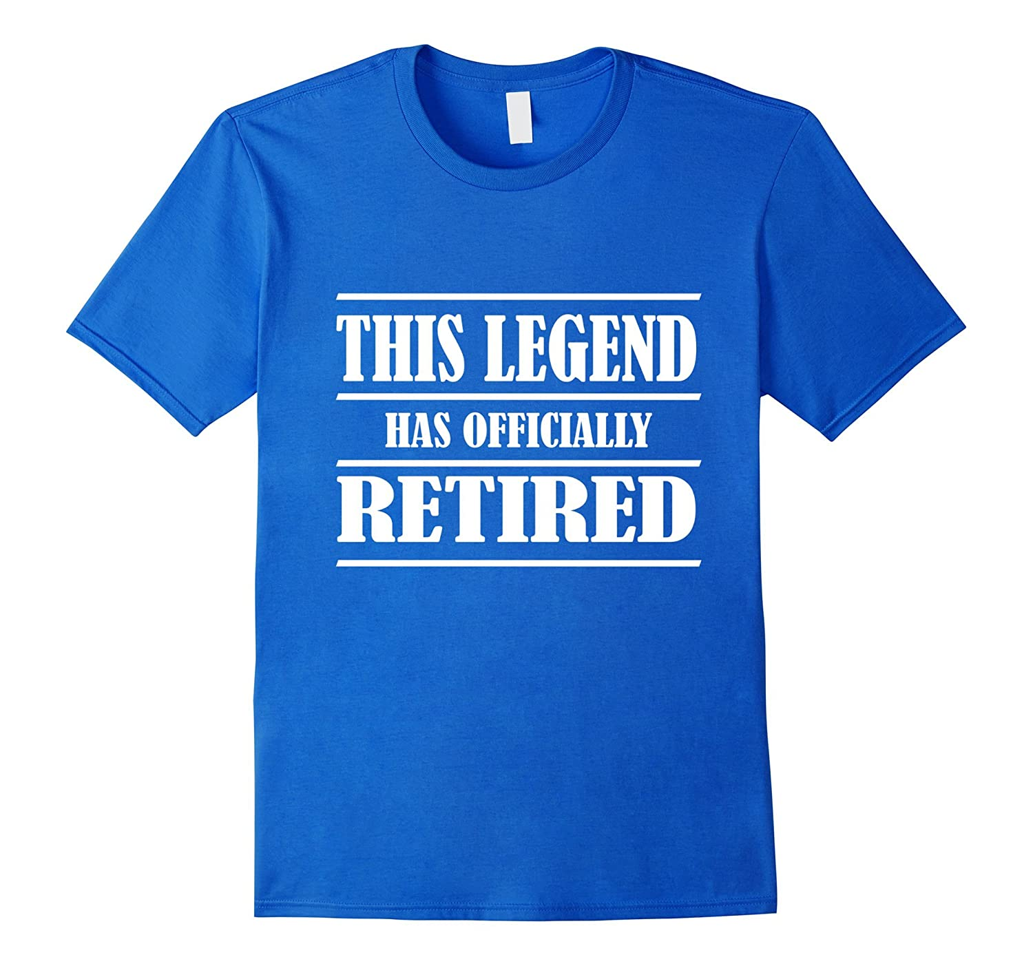 599c603a This Legend has Officially Retired T Shirt-TD – theteejob