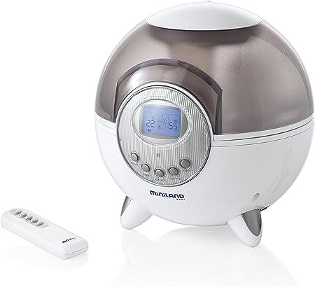 Miniland 89026 - Humidificador ozonizador: Amazon.es: Bebé