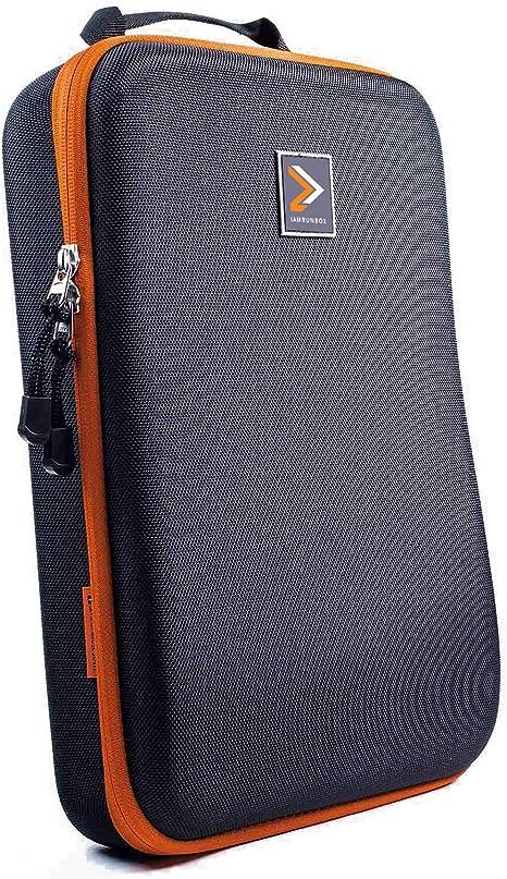 IAMRUNBOX Garment Bag - Funda Camisa Bolsa de Viaje Organizador de ...