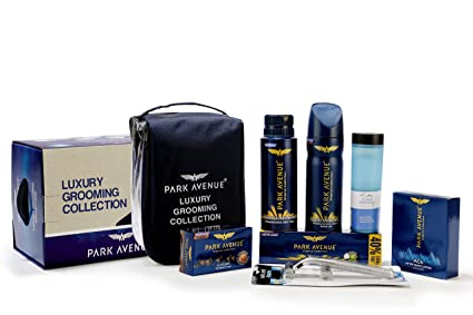 873cf04686db Park Avenue Luxury Grooming Collection Kit (Combo Of 8)