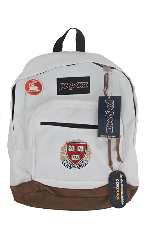 Amazon Jansport Rightpack Collegiate Harvard University
