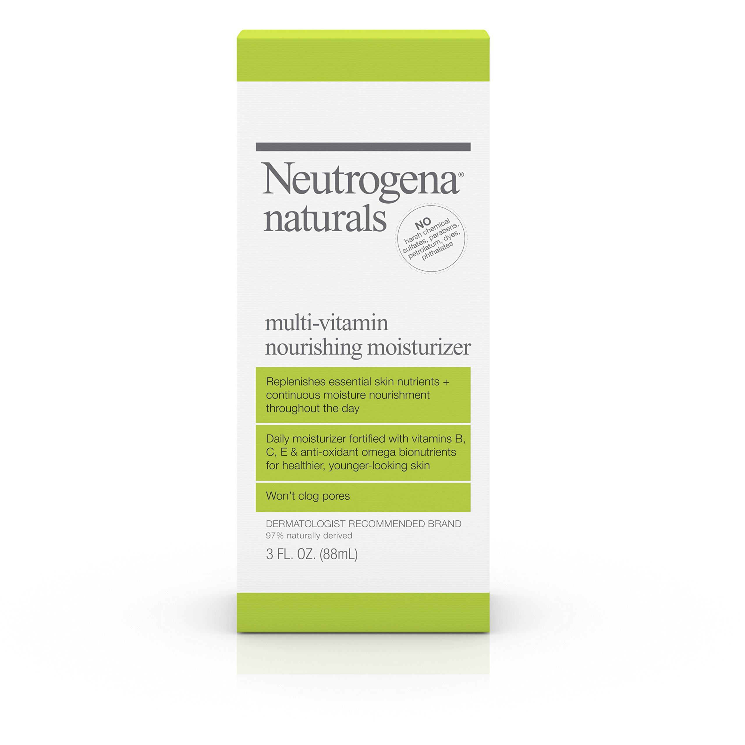 Neutrogena Naturals Face And Body Bar   Ounce Bars