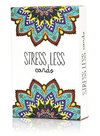 Stress Less Cards - 50 Inspirational Mindfulness ...