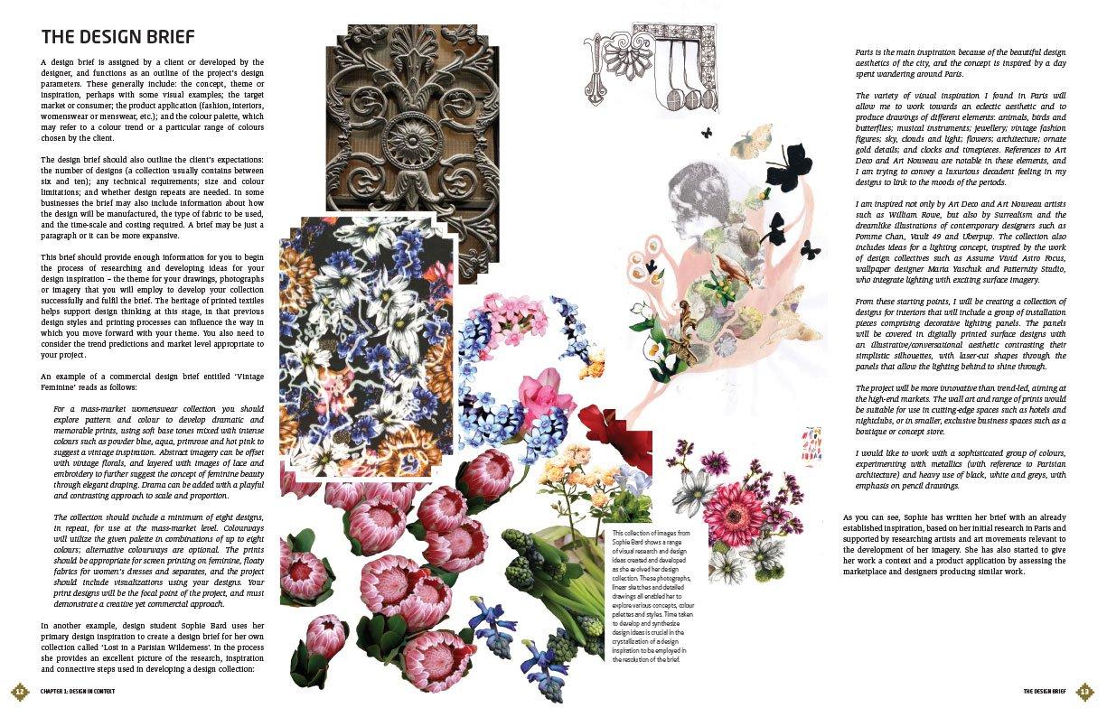 Printed Textile Design Briggs Goode Amanda 9781780671185 Amazon Com Books