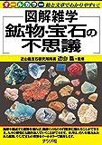 鉱物・宝石の不思議 図解雑学