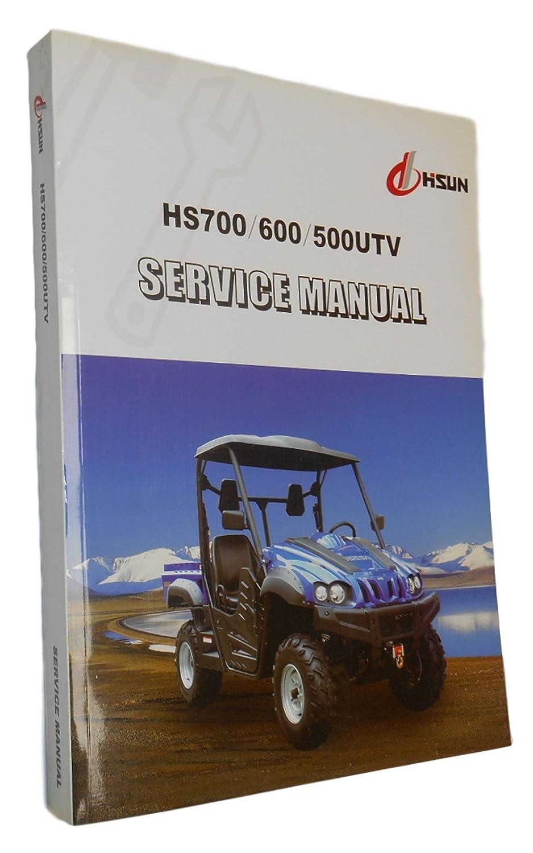 Manual,Service Manual,Paper,Book,HiSun,UTV,BUCKET  SEAT,700,500,Massimo,Bennche,Big Muddy,SuperMach,Cub  Cadet,Coleman,TSC,Rural King