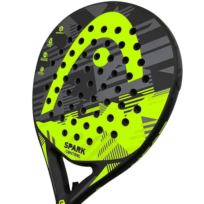 Pala Head Graphene Spark Control: Amazon.es: Deportes y aire ...