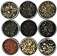 Heavenly Tea Leaves Tea Sampler (Loose Leaf Tea Sampler Gift Set, 9 Count)