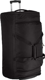 American Tourister Airbeat - Wheeled Duffle Bag 76/28 Sac de voyage, 76 cm, 86 liters, Noir (Universe Black)