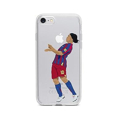 more photos ac3b5 09bda iPhone 5/5S/SE Case football - Ronaldinho - FC Barcelona