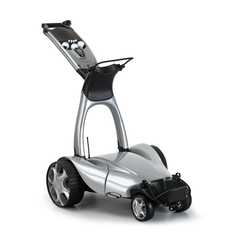 Stewart Golf X7 Lithium Remote Golf Trolley - Metallic Silver:  Amazon.co.uk: Sports & Outdoors
