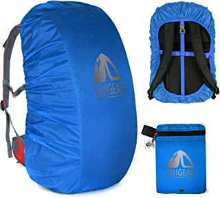 Unigear Rain Cover for Backpack, 15L-90L Waterproof Cover for Hiking Camping Packs