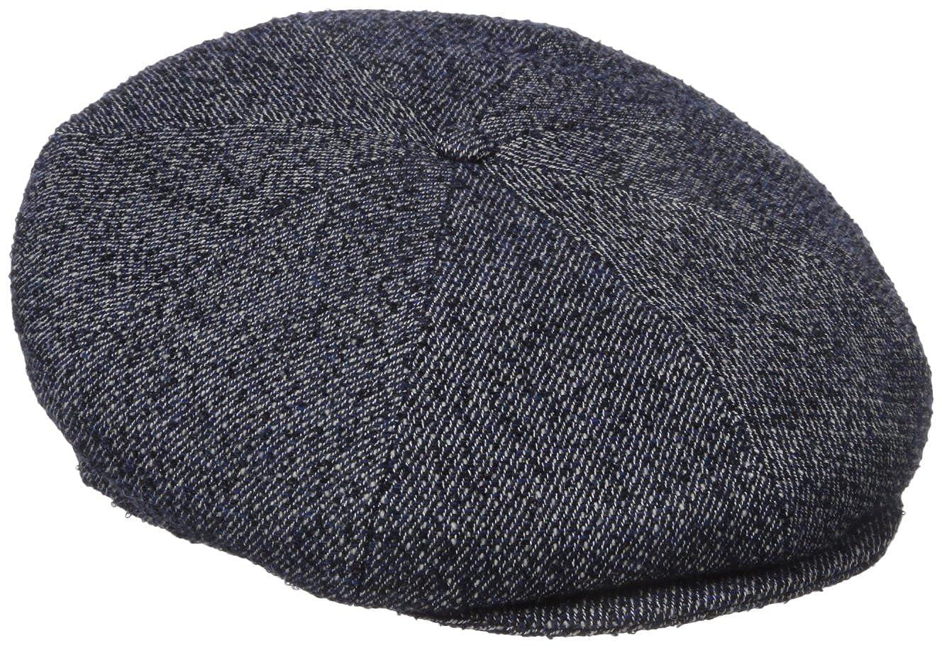 Kangol Men's Tweed Ripley Flat Cap Kangol Headwear K5131HT