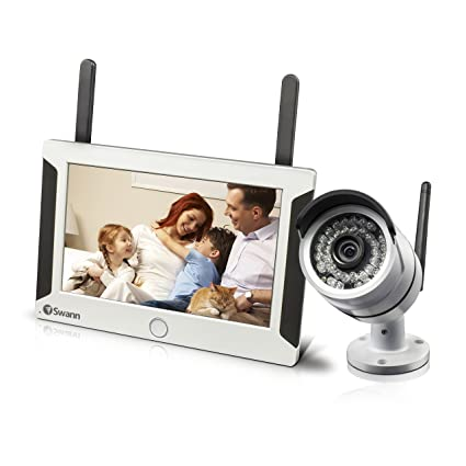 Swann SWNVW-470KIT-US NVW-470 Wi-Fi 7-Inch LCD