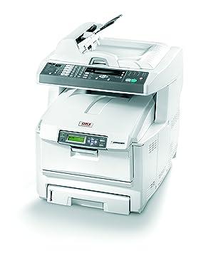 OKI C5550MFP Color 2400 x 2400 dpi A4 - Impresora láser ...
