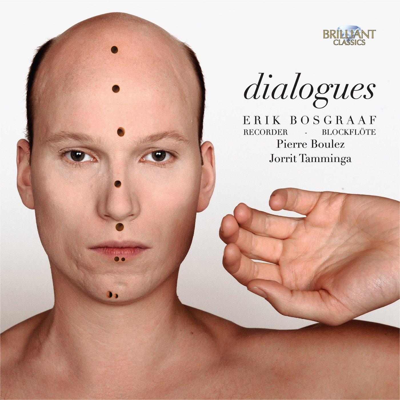 CD : ERIK BOSGRAAF - JORRIT TAMMINGA - Dialogues (CD)