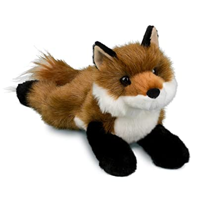 Roxy Red Fox Plush Stuffed Animal: Toys & Games