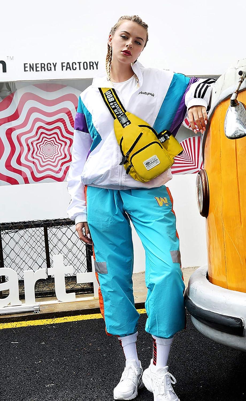 FANDARE Sling Bag Crossbody Bag Shoulder Bag Hiking Backpack Men//Women Polyester