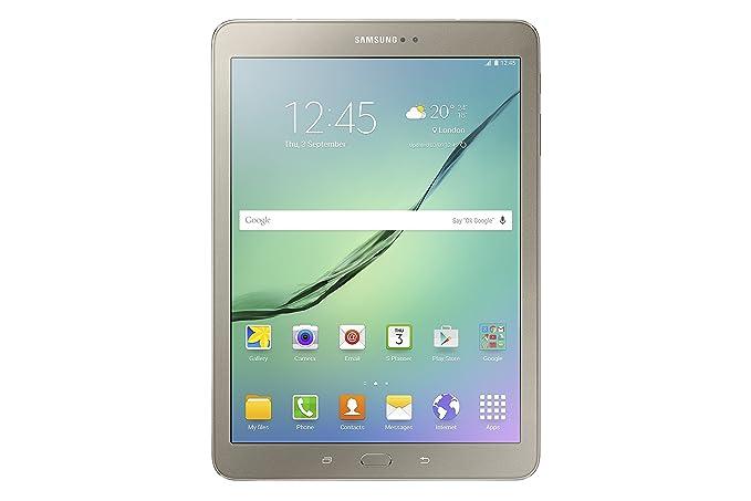 """150 opinioni per Samsung SM-T819NZDEITV Galaxy Tab S2 Tablet, Display da 9.7"""", Processore da 1.8"""
