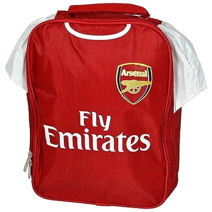 new concept 802f4 2b3bd Arsenal Kit Lunch Bag