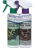 Nikwax Nubuck & Suede Spray Duo-Pack for Footwear, 10 fl. oz
