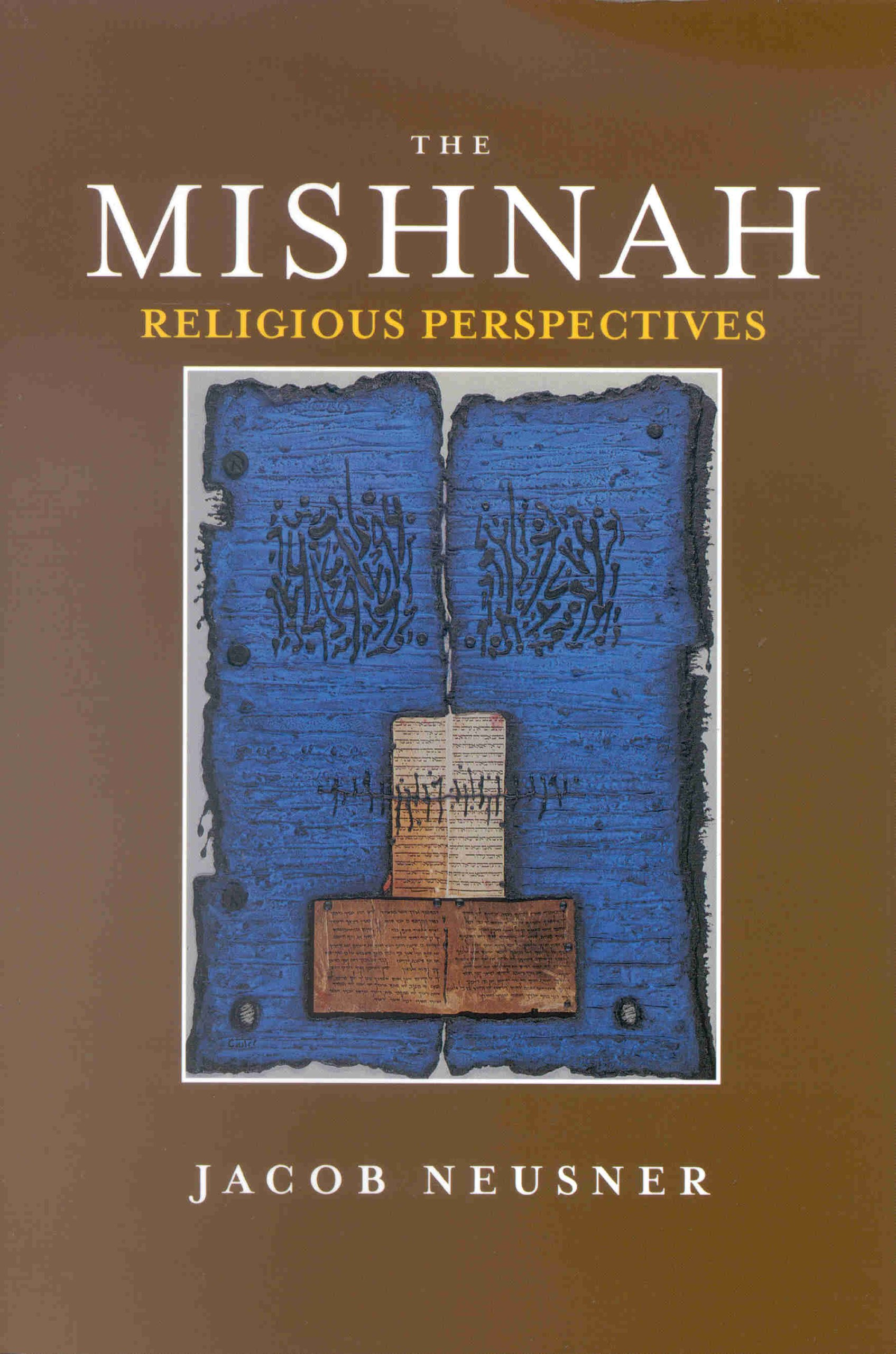 Download The Mishnah: Religious Perspectives pdf