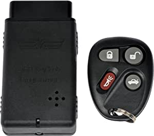 Dorman 13745 Keyless Entry Transmitter for Select Models, Black (OE FIX)