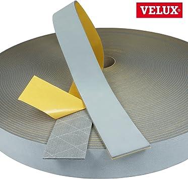 Schaumdichtung für Lüfftungsklappe Velux Fenster Holz u Kunststoff