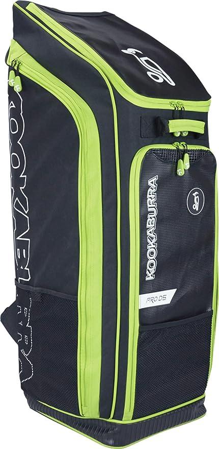 5941f709985 Amazon.com   Kookaburra Pro D5 Duffle Bag - Black green 900 X 300 X ...