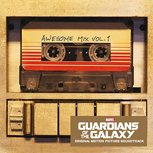 Guardians of the Galaxy: Awesome Mix Vol. 1 [VINYL]