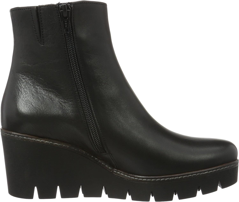 Gabor Shoes Jollys, Bottes Courtes Femme Noir Schwarz Ra Cuoio 27