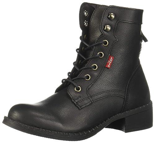 Botas Levi's para mujer l129242 negro