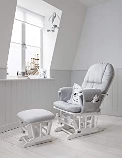 Remarkable Serenity Nursing Glider Maternity Chair With Footstool Pabps2019 Chair Design Images Pabps2019Com