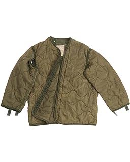 ee2c002fe2acf VIZ-UK WEAR Genuine US Army Issue Surplus Cold Weather M65 Jacket Liner  Grade 1