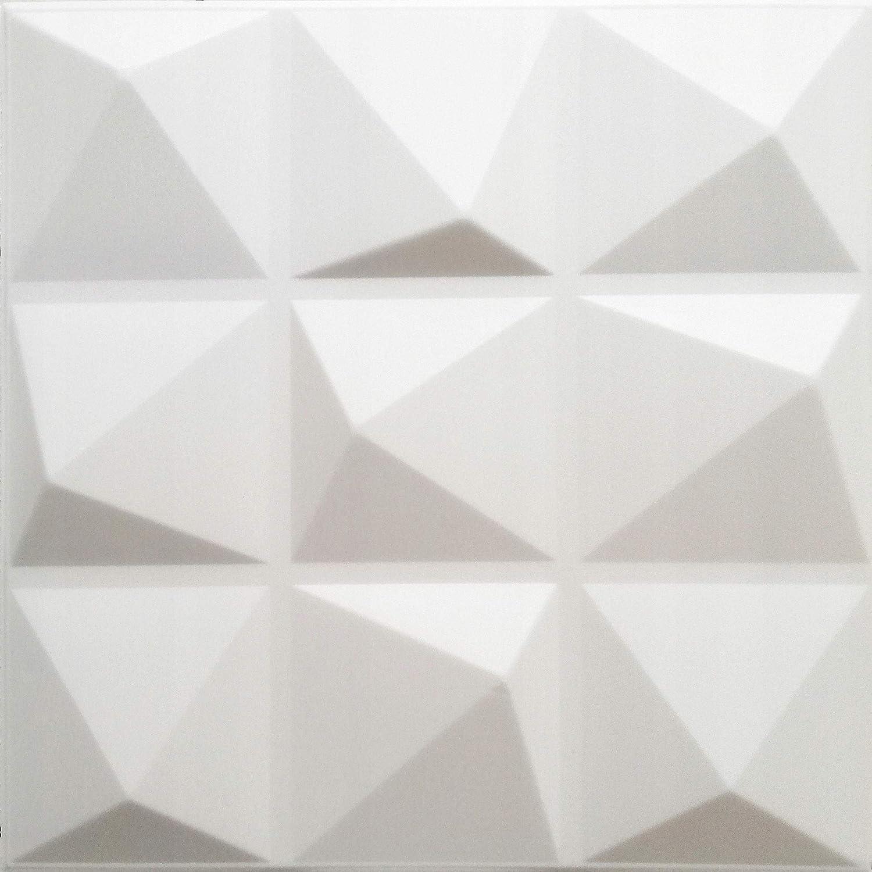 Pannello da parete con imbottitura da 50 mm Imbottitura da parete da montare Cuscino da parete senza kit di montaggio Imbottitura da parete 3D in tessuto